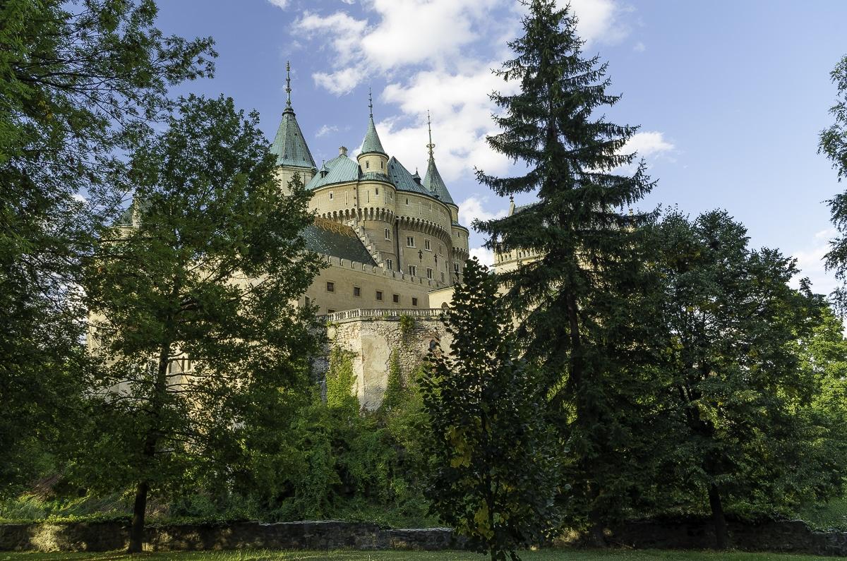 Bojnice castle 3