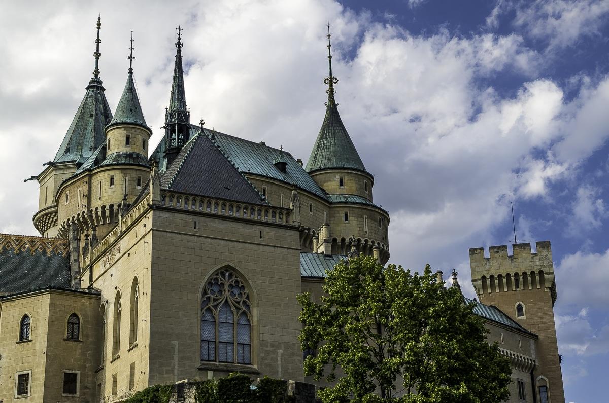 Bojnice castle 4