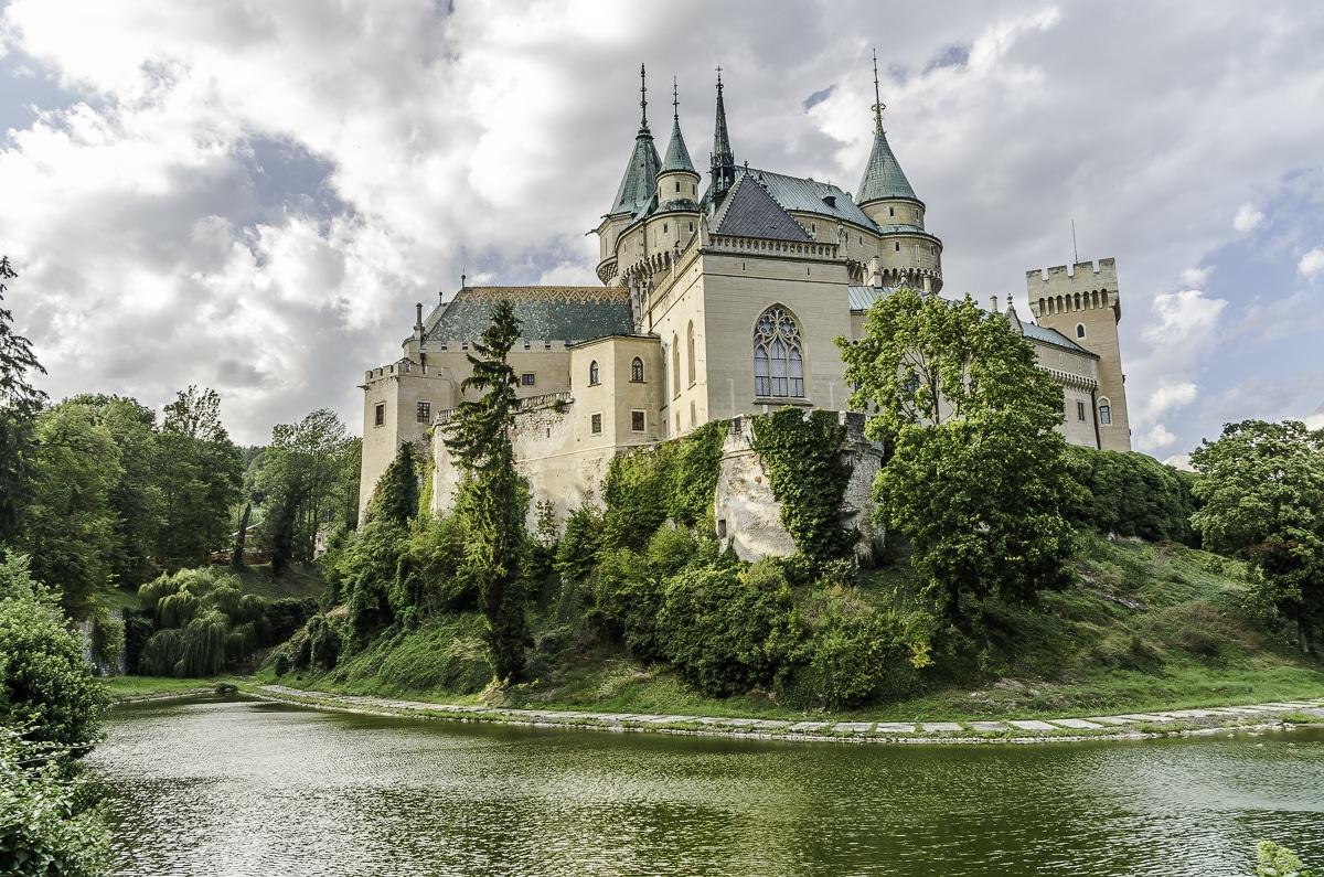 Bojnice castle 5
