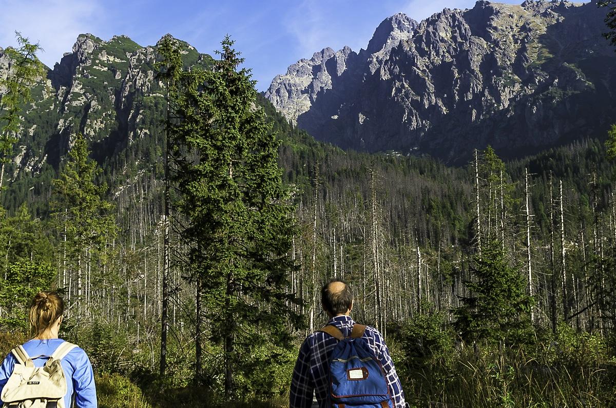 Hiking Mala Studena dolina