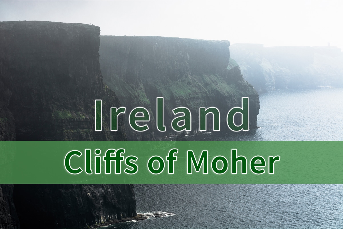 Ireland : The Cliffs of Moher