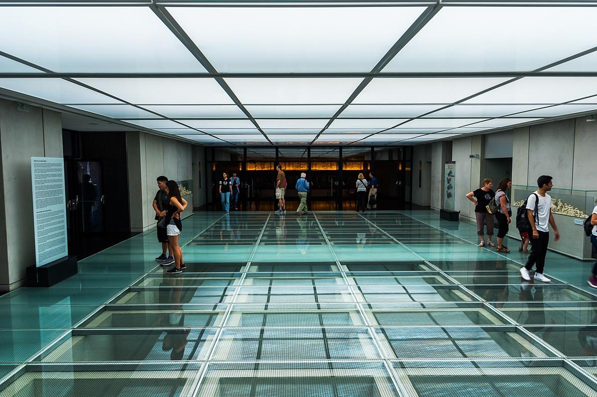 Acropolis Museum Foyer