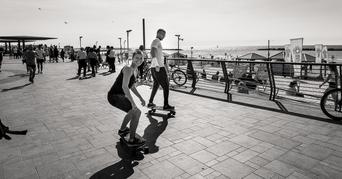 Tel Aviv : A Photographic Story
