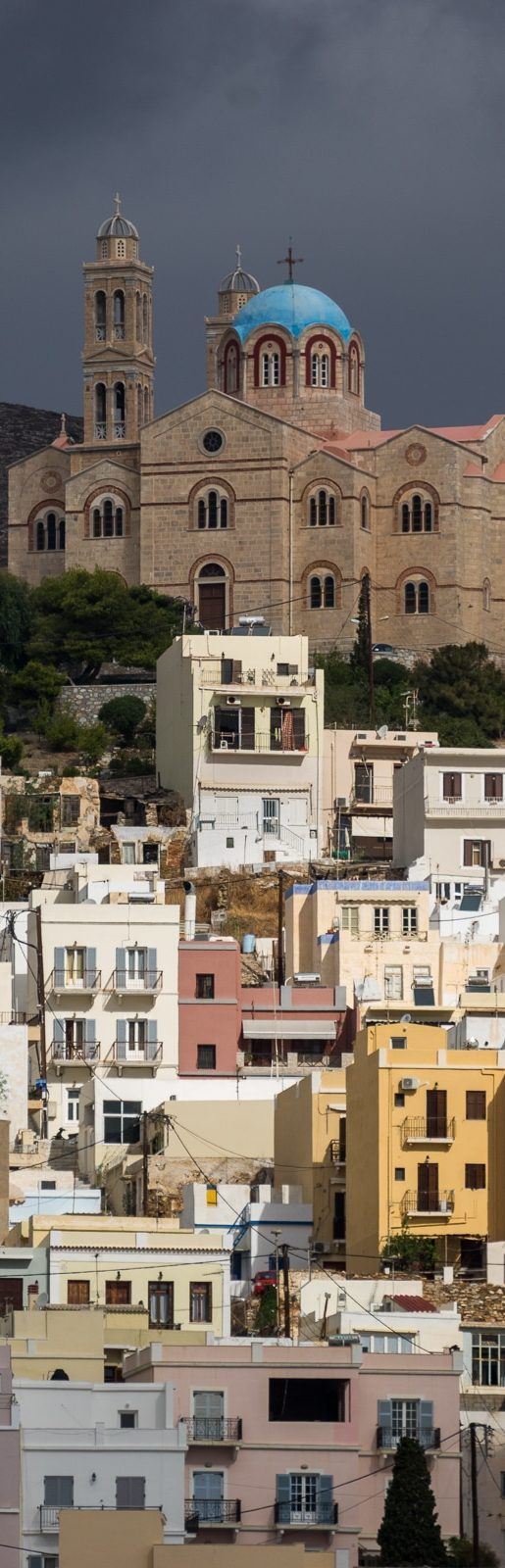 Syros Church of the Resurrection