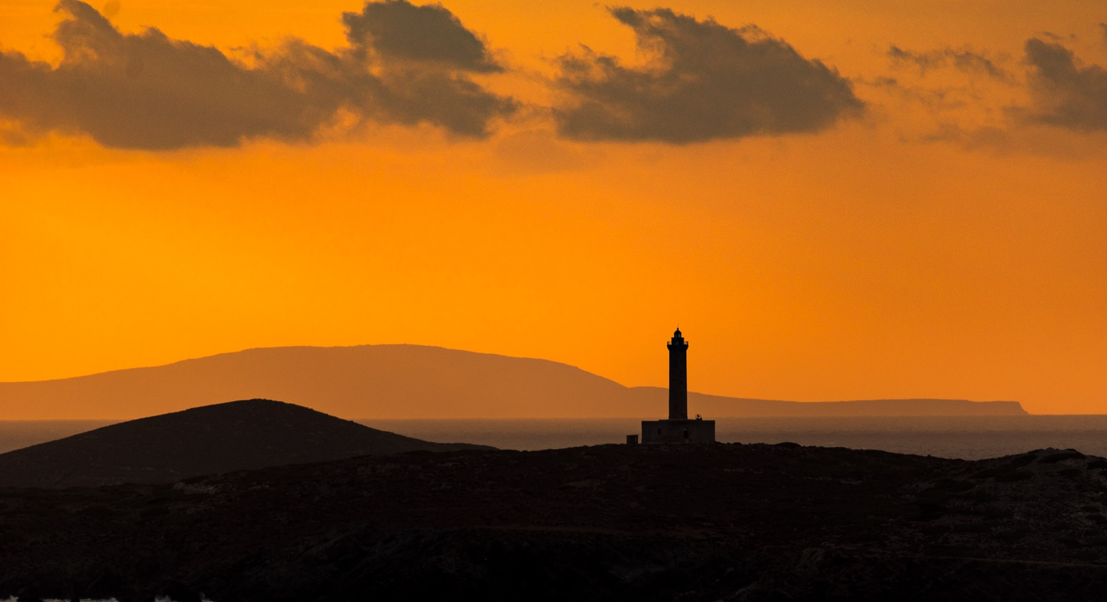 Syros : A Greek Island with Roman Influence Lighthouse