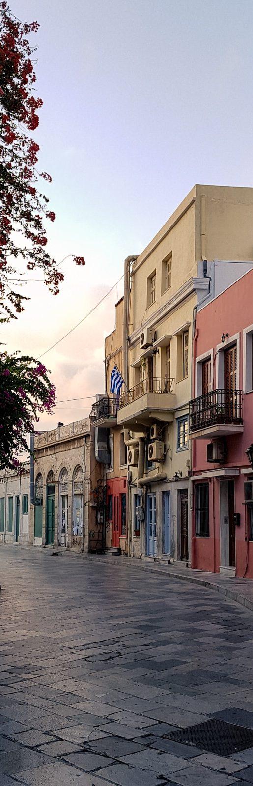 Syros Market District