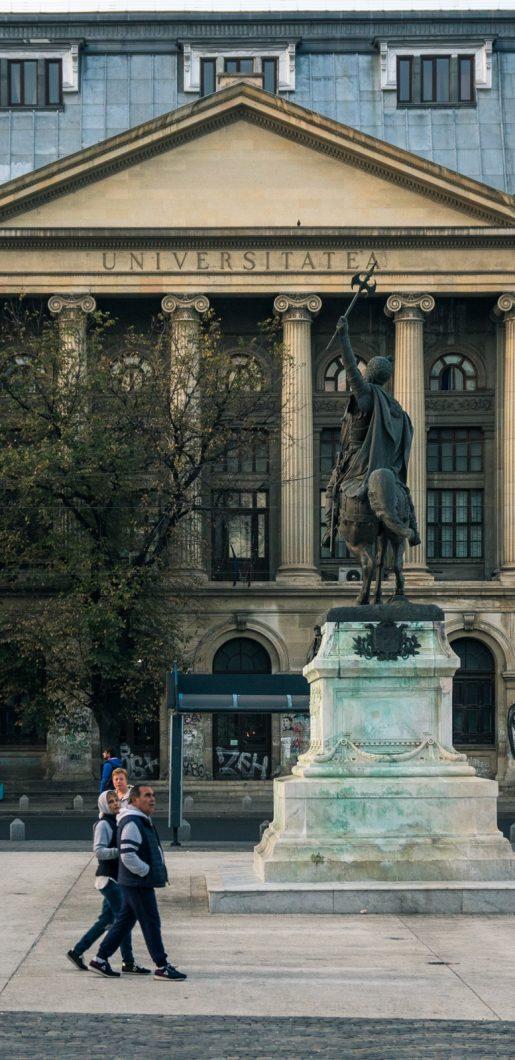 Bucharest University Square