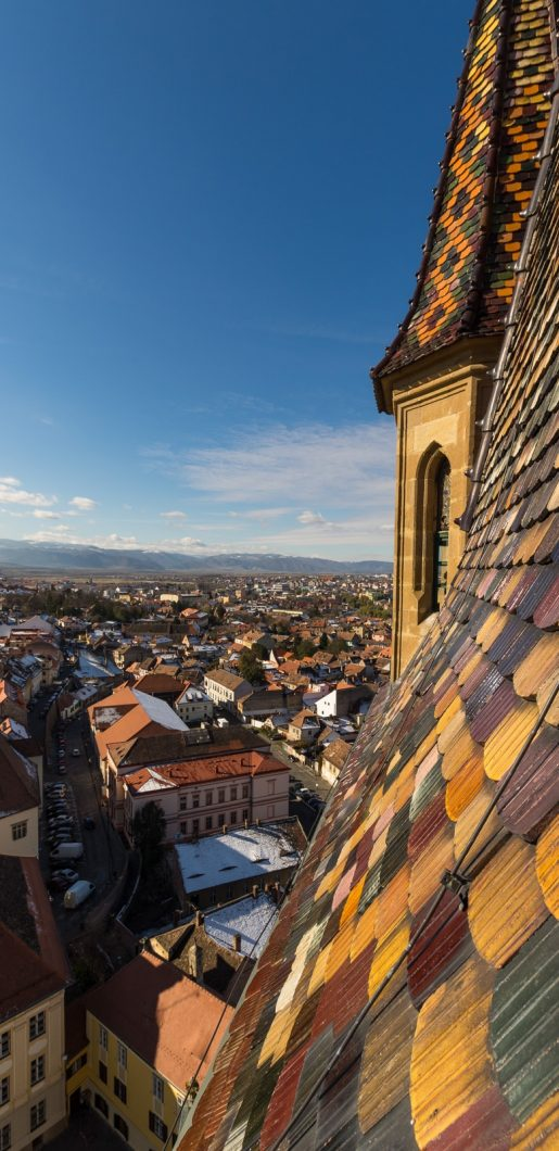 Lutheran Cathedral Rooftop